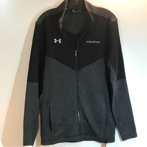 NEW Under Armour ColdGear Jacket Size Small